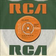 Click here for more info about 'Steve Lawrence - I've Got My Eyes On You'