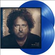 Click here for more info about 'Steve Lukather - I Found The Sun Again - Blue Vinyl - Sealed'