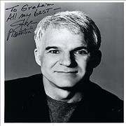 Click here for more info about 'Steve Martin - Autographed Publicity Photograph'