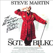 Click here for more info about 'Steve Martin - Sgt. Bilko - Autographed'