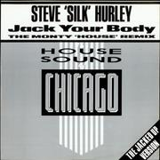 Click here for more info about 'Steve Silk Hurley - Jack Your Body - Monty House Remix'