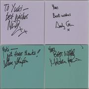 Click here for more info about 'Steve Simpson - Pages From An Autograph Book'