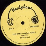 Click here for more info about 'Steve Tulls - Too Many Lonely People'