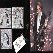 Click here for more info about 'Steve Vai - Evo Premium Experience tour bundle 2005 - Autographed'