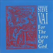 Click here for more info about 'Steve Vai - For The Love Of God'