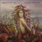 Click here for more info about 'Steve Vai - Modern Primitive / Passion And Warfare - Sealed'