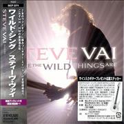 Click here for more info about 'Steve Vai - Where The Wild Things Are'