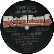 Click here for more info about 'Steve Voice - Stand Up For Yourself'