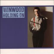 Click here for more info about 'Steve Winwood - Holding On'