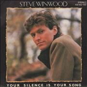Click here for more info about 'Steve Winwood - Your Silence Is Your Song'