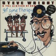 Click here for more info about 'Steve Wright - Get Some Therapy'