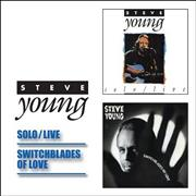 Click here for more info about 'Steve Young - Solo Live / Switchblades Of Love'