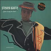 Click here for more info about 'Steven Dante - Give It Up For Love'