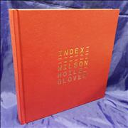 Click here for more info about 'Index - Red & Gold Cover + Signed Postcard'