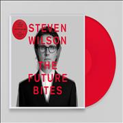Click here for more info about 'Steven Wilson - The Future Bites - Red Vinyl - Sealed'