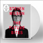 Click here for more info about 'Steven Wilson - The Future Bites - White Vinyl - Sealed'