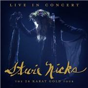 Click here for more info about 'Stevie Nicks - Live In Concert - NAD - Blue & White Splatter Vinyl - Sealed'