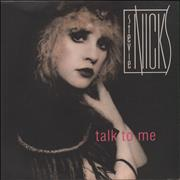 Click here for more info about 'Stevie Nicks - Talk To Me'