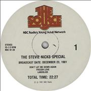 Click here for more info about 'The Stevie Nicks Special'