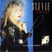 Click here for more info about 'Stevie Nicks - Whole Lotta Trouble'