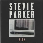 Click here for more info about 'Stevie Parker - Blue EP - Sealed'