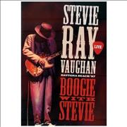 Click here for more info about 'Stevie Ray Vaughan - Boogie With Steve'