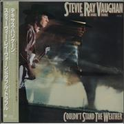 Click here for more info about 'Stevie Ray Vaughan - Couldn't Stand The Weather + Press Releases'