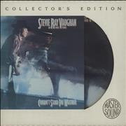 Click here for more info about 'Stevie Ray Vaughan - Couldn't Stand The Weather - Gold'