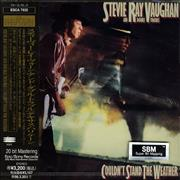 Click here for more info about 'Stevie Ray Vaughan - Couldn't Stand The Weather - Sealed'