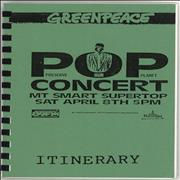 Click here for more info about 'Greenpeace POP Concert'