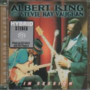 Click here for more info about 'Stevie Ray Vaughan - In Session'