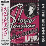 Click here for more info about 'Stevie Ray Vaughan - In The Beginning'