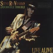 Click here for more info about 'Stevie Ray Vaughan - Live Alive - 180gm'