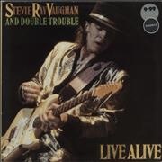 Click here for more info about 'Stevie Ray Vaughan - Live Alive'