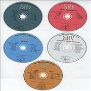 Click here for more info about 'Stevie Ray Vaughan - Reissue Series - Set of 5 Advance CDs'