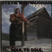 Click here for more info about 'Stevie Ray Vaughan - Soul To Soul - Sealed'