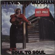 Click here for more info about 'Stevie Ray Vaughan - Soul To Soul'