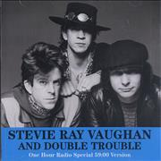 Click here for more info about 'Stevie Ray Vaughan - Stevie Ray Vaughan And Double Trouble - One Hour Radio Speci'