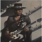 Stevie Ray Vaughan Texas Flood - EX Netherlands vinyl LP