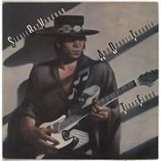 Stevie Ray Vaughan Texas Flood - Ex UK vinyl LP