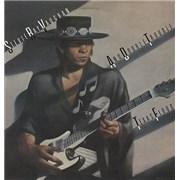 Stevie Ray Vaughan Texas Flood UK vinyl LP