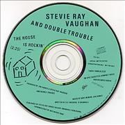 Click here for more info about 'Stevie Ray Vaughan - The House Is Rockin''