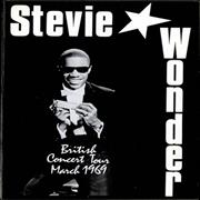 Click here for more info about 'Stevie Wonder - 1969 UK Tour Programme'