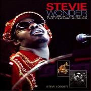 Click here for more info about 'Stevie Wonder - A Guide To The Classic Albums'