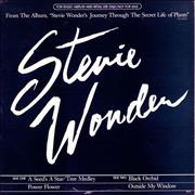 Click here for more info about 'Stevie Wonder - A Seed's A Star/Tree Medley'