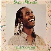 Click here for more info about 'Stevie Wonder - Black Orchid'