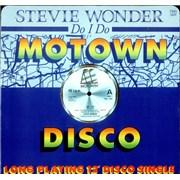 """Stevie Wonder Do I Do UK 12"""" vinyl"""
