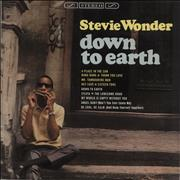 Click here for more info about 'Stevie Wonder - Down To Earth'