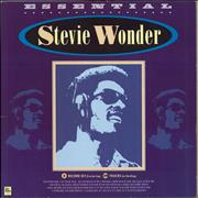 Click here for more info about 'Stevie Wonder - Essential - EX'