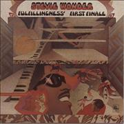 Click here for more info about 'Stevie Wonder - Fulfillingness' First Finale - 1st'